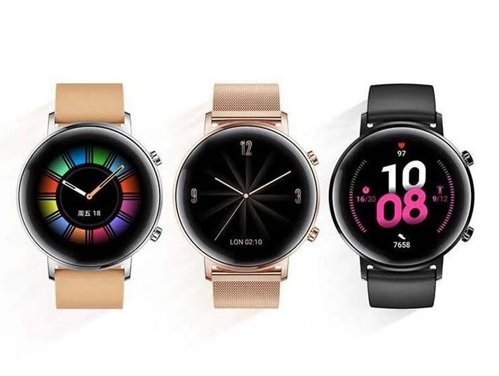 Смарт-часы Huawei Watch GT 2 42 мм уже в Украине
