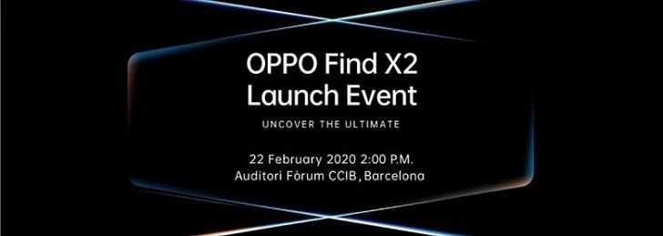 OPPO Find X2 обзавёлся датой анонса