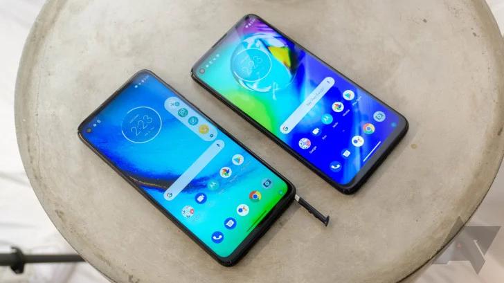 Motorola анонсировала смартфоны Moto G8 Power и Moto G Stylus