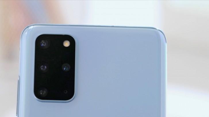 Анонсирован флагманский смартфон Samsung Galaxy S20+