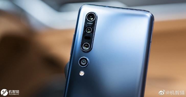 Xiaomi Mi 10 Pro представлен официально