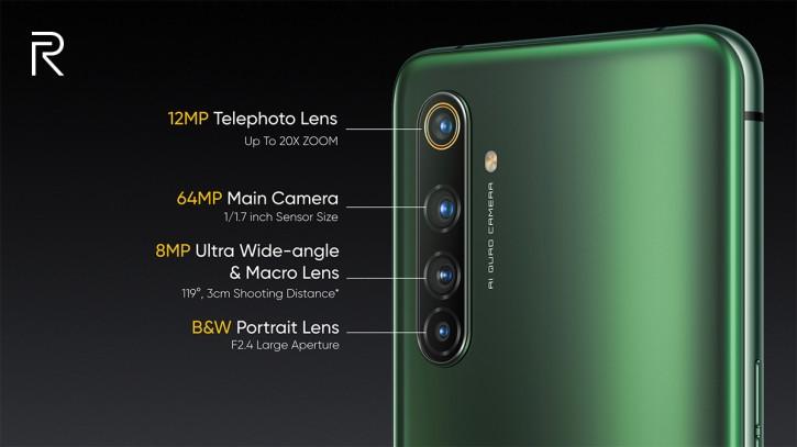Анонсирован флагман Realme X50 Pro 5G