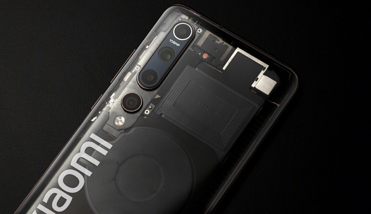 Опубликованы реальные фотографии Xiaomi Mi 10 Explorer Edition