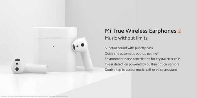Xiaomi представила роутеры, телевизор, очиститель воздуха и наушники в Украине