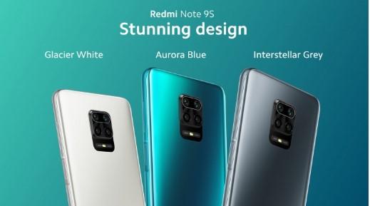 Встречайте Redmi Note 9S: сила побеждать