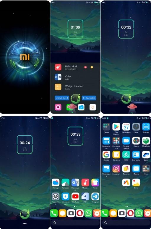Новая тема LineUi для MIUI 11 удивила всех фанов