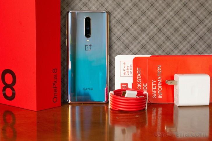 OnePlus 8 представлен официально