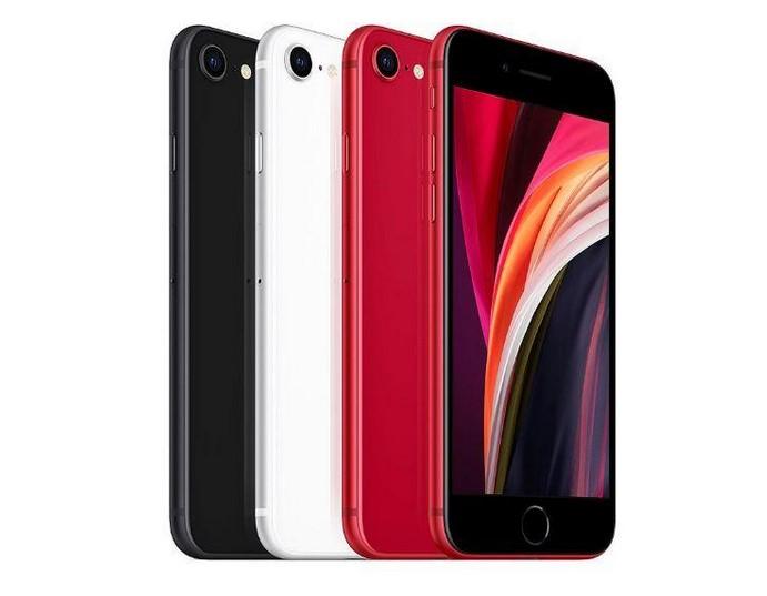 Компания Apple неожиданно представила смартфон iPhone SE (2020)
