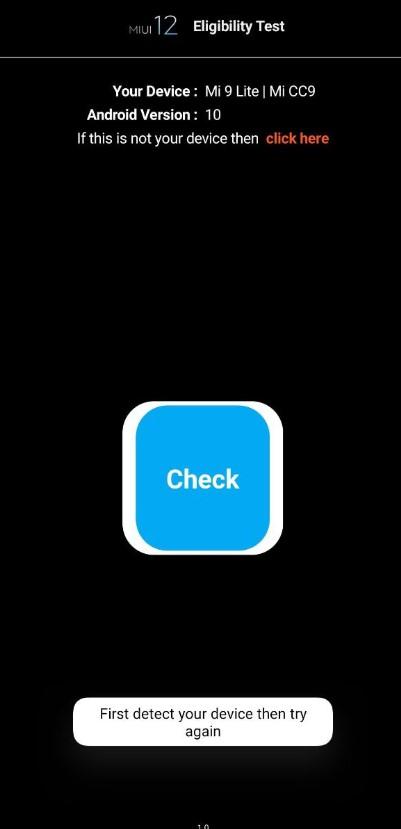 Как проверить, получит ли ваш смартфон MIUI 12