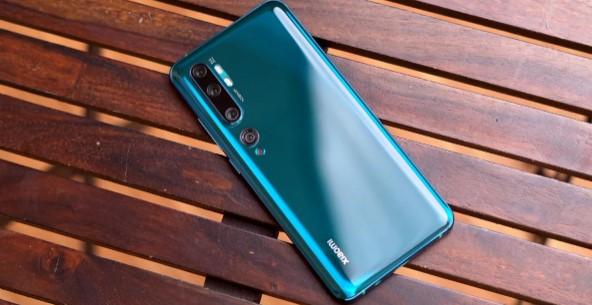 Xiaomi Mi Note 10 сильно упал в цене - лучшая камера на рынке за эти деньги