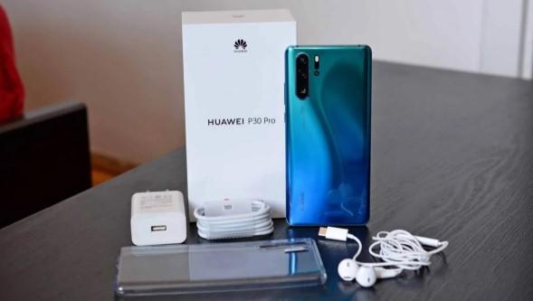 Прошлогодний флагман Huawei P30 Pro сильно упал в цене