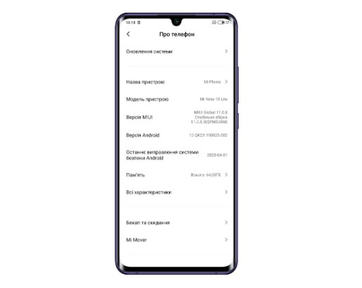 Полный обзор смартфона Mi Note 10 Lite