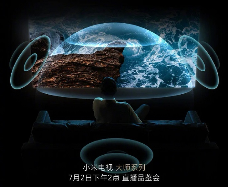Xiaomi представит дорогие OLED-телевизоры