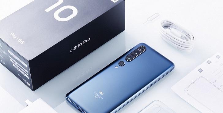 Стали известны характеристики Xiaomi Mi 10 Venti