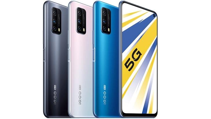 vivo iQOO Z1x 5G представлен официально
