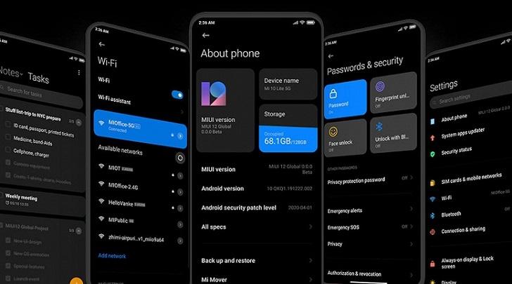 Xiaomi рассказала о новой функции в MIUI 12
