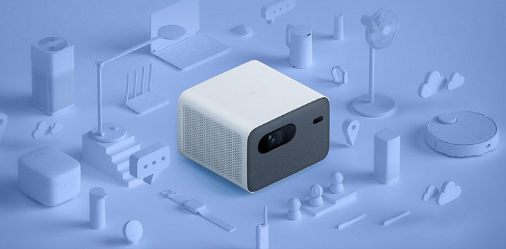 Xiaomi представила проектор за 660 долларов