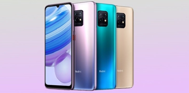 Стабильная прошивка MIUI 12 вышла на три смартфона Redmi 2020 года