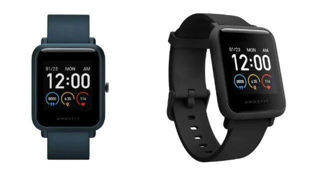 Официально представлены новые умные часы Xiaomi Amazfit Bip S Lite
