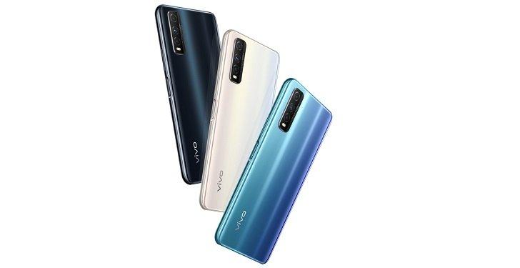vivo Y51s представлен официально: недорогой смартфон на Exynos 880 с поддержкой 5G