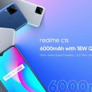 Официально представлен смартфон Realme C15 с аккумулятором на 6000 мАч