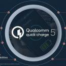 Невероятные скорости зарядки Quick Charge 5 от Qualcomm!