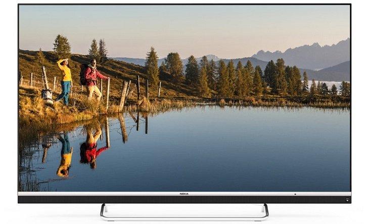 Nokia представила 4K-телевизор за 870 долларов