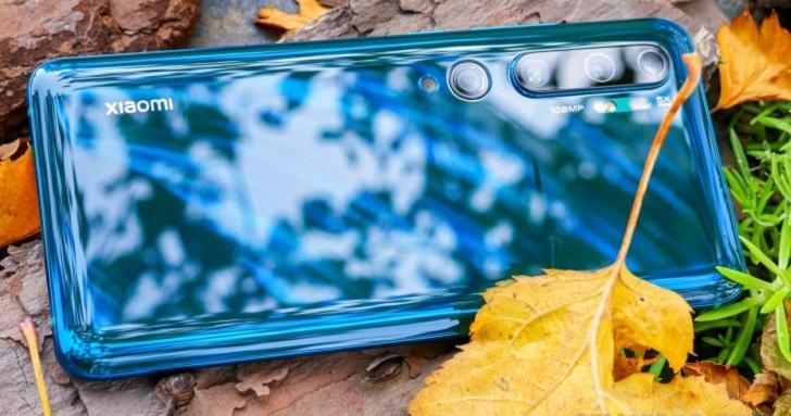 Стали известны характеристики Xiaomi Mi CC10 Pro