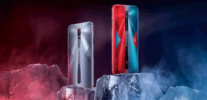 Nubia Red Magic 5S представлен в Европе и США