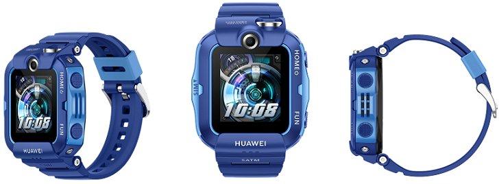 Анонсированы детские умные часы Huawei 4X за 200 долларов