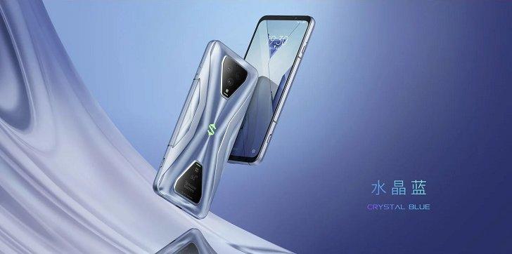 Xiaomi Black Shark 3S представлен официально