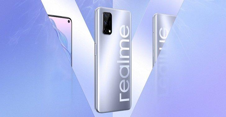 Realme V5 первым на рынке получит процессор Dimensity 720