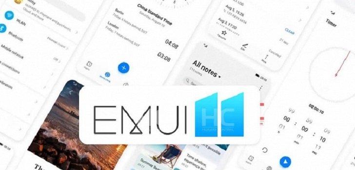 Huawei назвала дату анонса EMUI 11 и HarmonyOS 2.0