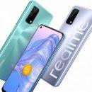 Realme V5 представлен официально: Dimensity 720, поддержка 5G и цена от 200 долларов