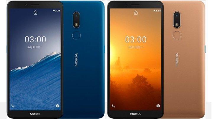 100-долларовый смартфон Nokia C3 представлен официально