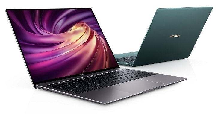 Huawei подарит смартфон nova 5T при покупке ноутбука MateBook X Pro 2020
