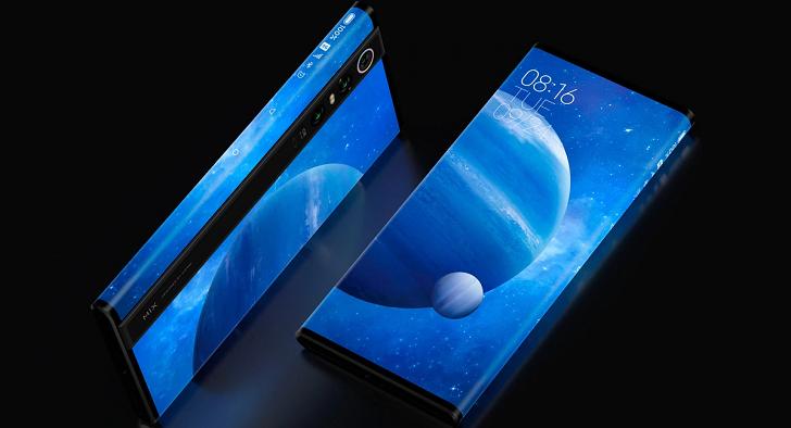 Xiaomi не планирует выпускать смартфон Mi MIX в ближайшее время