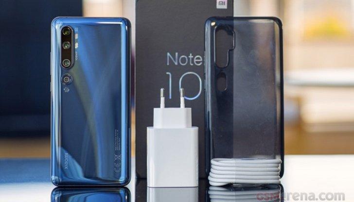 5 смартфонов Xiaomi получили стабильную версию MIUI 12 на Android 10