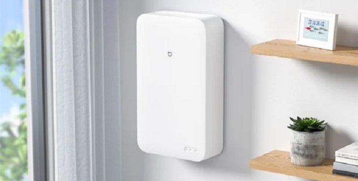Xiaomi выпустила настенный очиститель воздуха