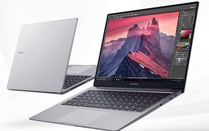 Xiaomi начала продавать ноутбук RedmiBook Air 13 по цене от 705 долларов