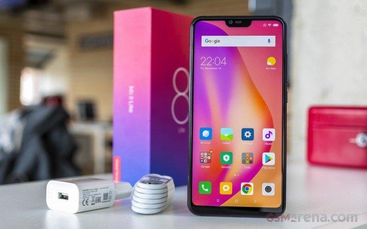 Xiaomi Mi 8 Lite получили MIUI 12 Stable ROM
