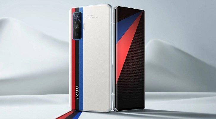 iQOO 5 Pro 5G представлен официально