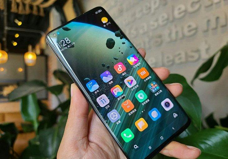 Xiaomi Mi 10 Ultra получил лучший в мире дисплей