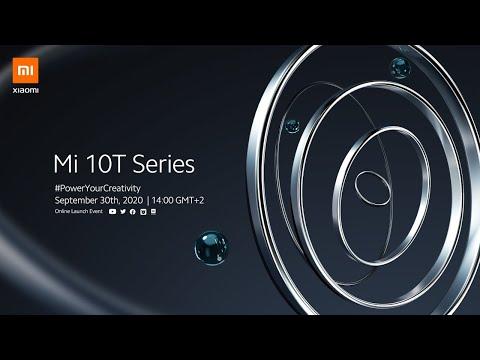 Онлайн трансляция Xiaomi: представлены смартфоны Mi 10T и Xiaomi Mi 10T Pro