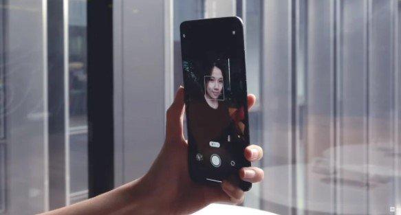 Камера под экраном смартфона Xiaomi обман