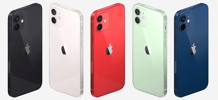 Apple iPhone 12 представлен официально