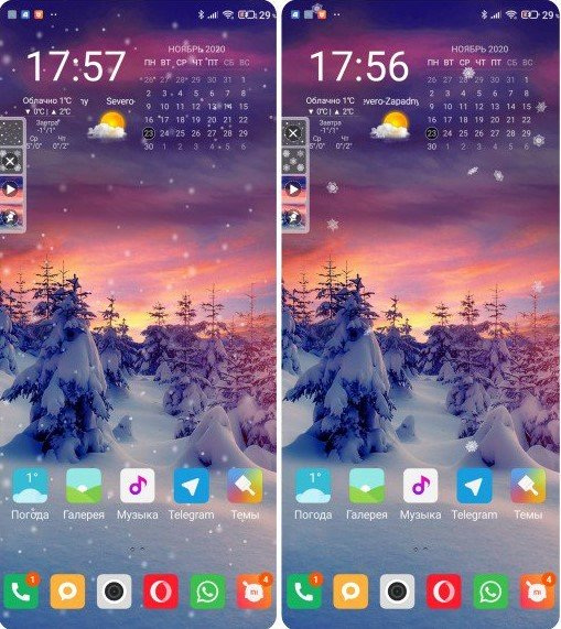 Новая тема Dur для MIUI 12 изрядно порадовала фанатов Xiaomi