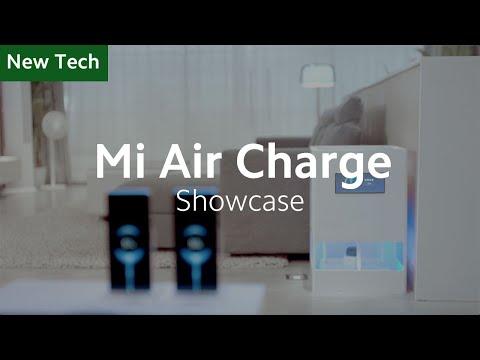 Xiaomi представила зарядку, которая заряжает смартфон по воздуху