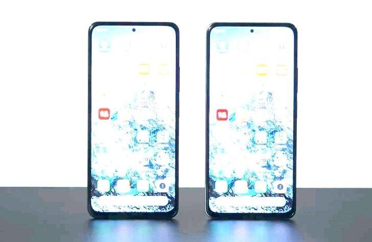 Опубликованы реальные фотографии Xiaomi Redmi K40 и Redmi K40 Pro