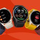 Xiaomi Mi Watch и Mi Watch Lite представлены в Украине